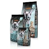 לאונרדו מזון יבש לחתול GF ללא דגנים עשיר בבשר דג סלמון 7.5 ק''ג