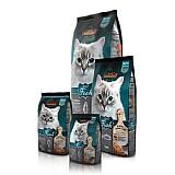 לאונרדו מזון יבש לחתול בוגר עשיר בבשר דגים 7.5 ק''ג