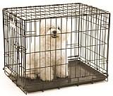כלוב רשת לאילוף כלב(61)קטן ובינוני