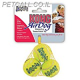 קונג 3 כדורי טניס קטנים ומצפצפים S